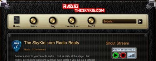"""Announcing """"Skykid.com Radio for 2010″"""