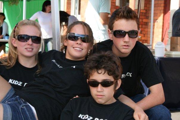 KidsRock Band