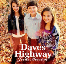 Dave's Highway releases first CD!