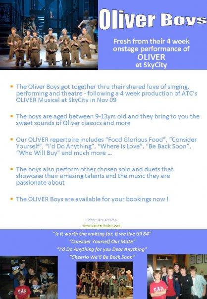 Oliver Boys