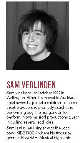 Sam Oliver