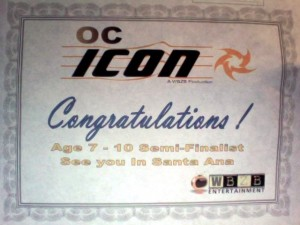 Icon Certificate Sam S
