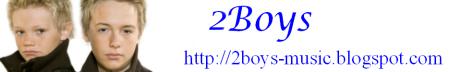 2Boys Banner mini