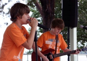 Connor Blackley Band United