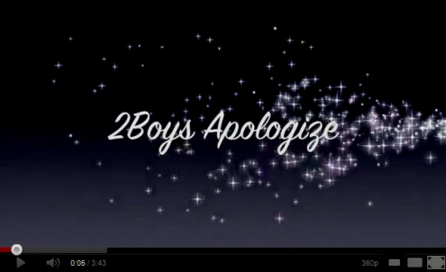 2boys_Apologize