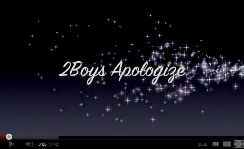 2boys_Apologize
