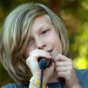 Thilo Berndt Germany's Twelve Year Old Teenage Rockstar!