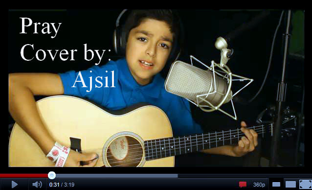 Ajsil Pray video
