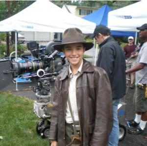 Christopher McGinnis as Indiana Jones
