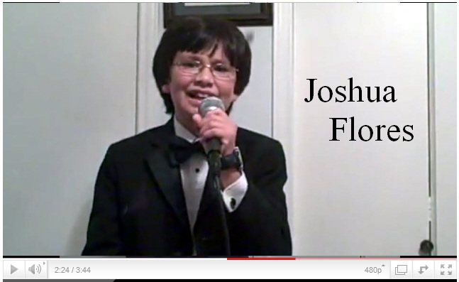 Joshua Flores Eleven Year old Wonder!