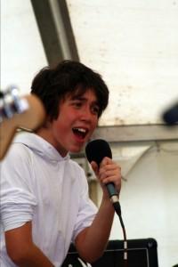 sam at parachute 2011