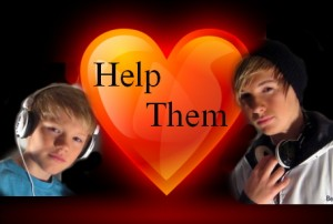 2boys Help them