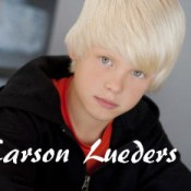 Carson Lueders, Nine Year Old Musical Marvel