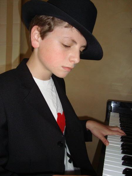 Daniel Shaw Pianoman