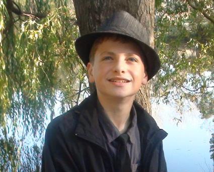 Daniel shaw un garçon de 13 ans qui vit à melbourne en australie qui