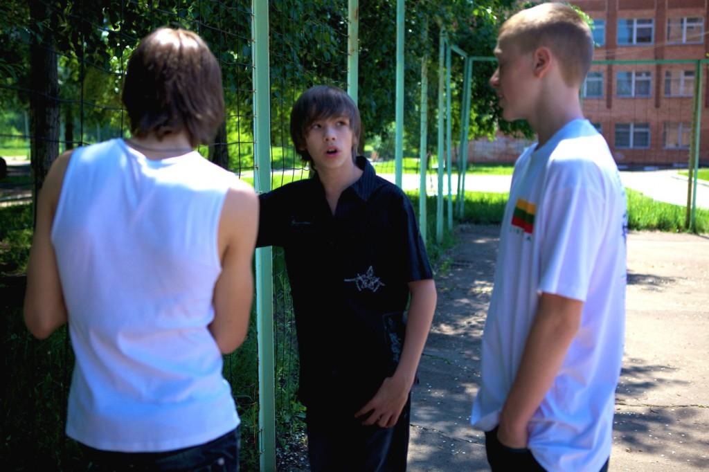 Dima Borodin at Skate Park
