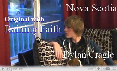 Dylan Cragle Nova Scotia Music Video
