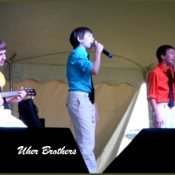 """Uher Brothers"" Tremendous Triplet Teen Trio"
