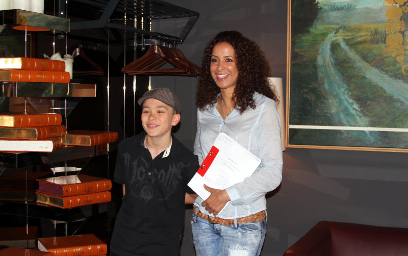 Yvonne Maria Schaefer, Christian Traeumer, Simon Sachs