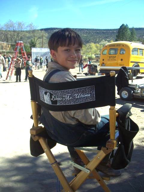 Christian In Director Chair