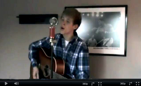 Chad's Original Song