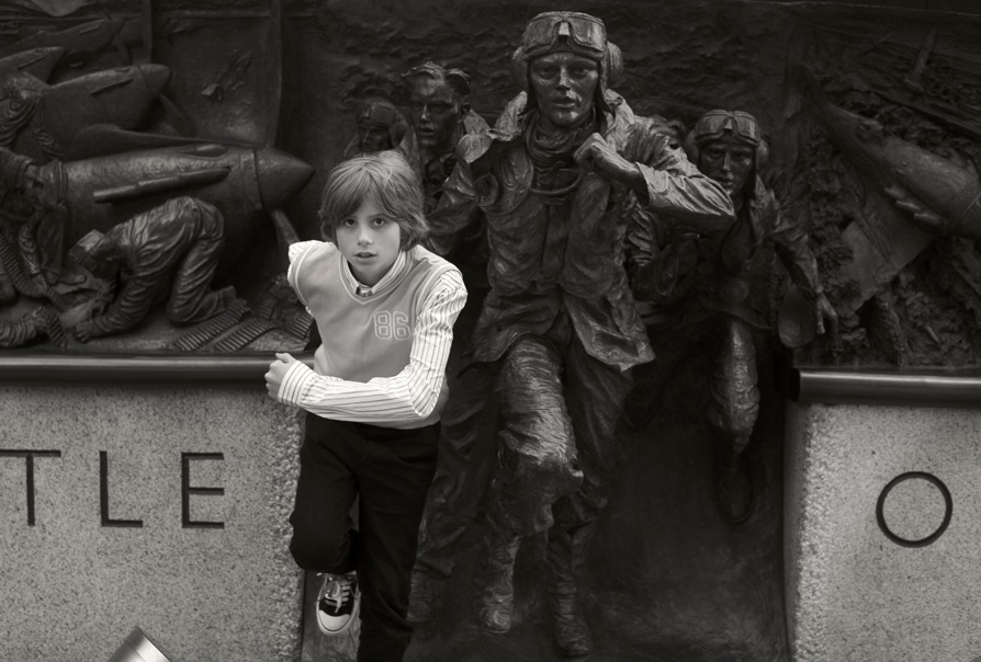 Alexandru in London