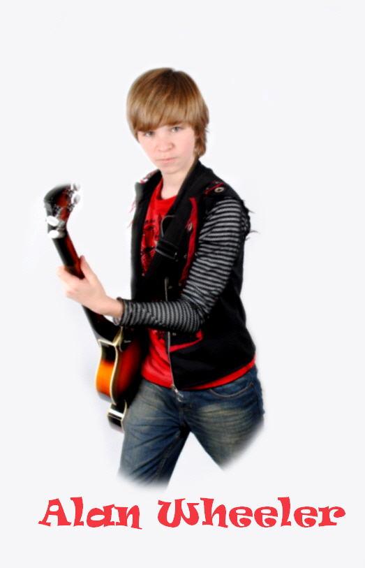 Alan Wheeler 2011 w/guitar