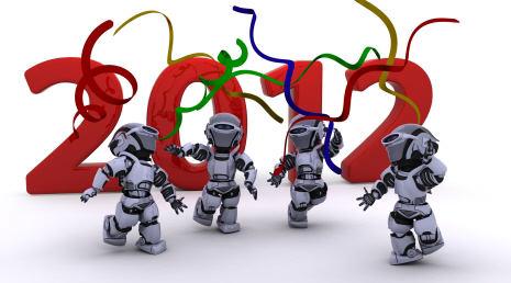2012 Robots