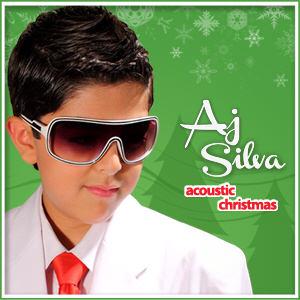 AJ Christmas Album 300x300