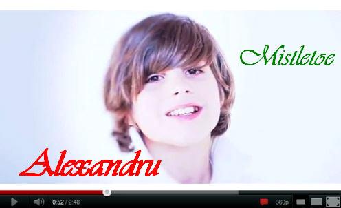 Alexandru Christmas Video