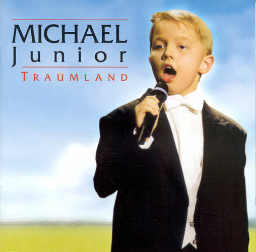 Michael Jr. CD