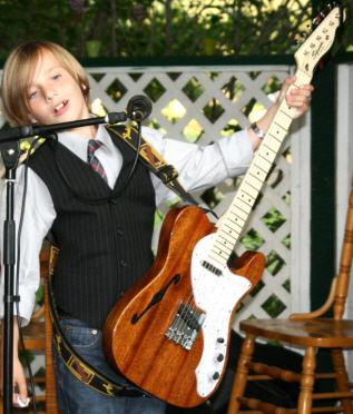 Beamer guitar