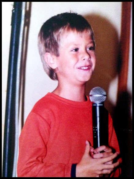 Jared 5yrs old
