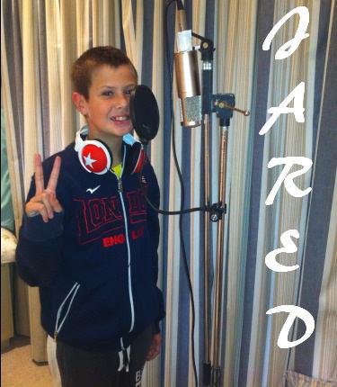 Jared recordingstudio