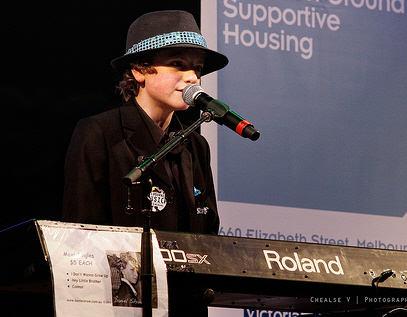 Daniel Shaw in Melborne Early 2011