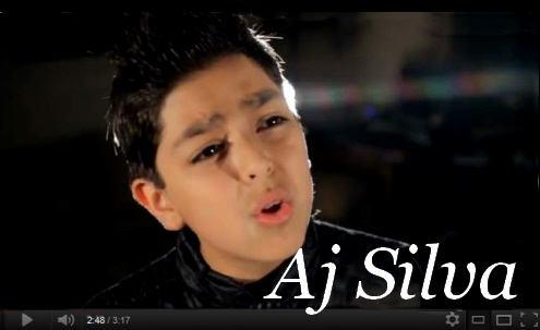Aj Silva Sings