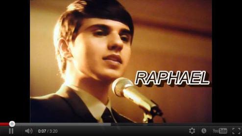 Tony Mateo as Raphael