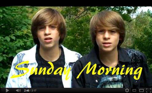 Sunday Morning Video