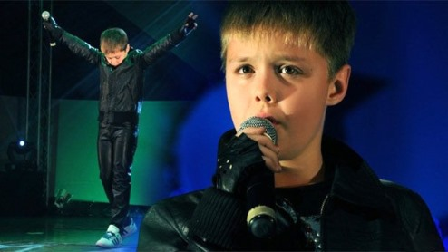 Ivan Ivanov - a young singer from Bulgaria
