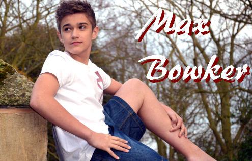 Max Bowker Profile Pic