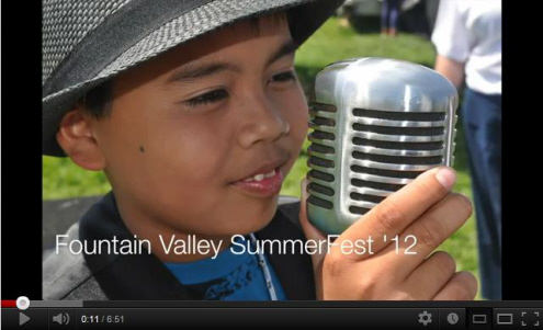 Fountain Valley Video