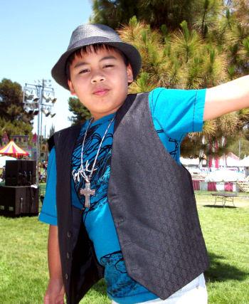 Sam Santiago Fountain Valley Festival 2012