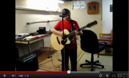 Somebody That I Used to Know cover Gotye