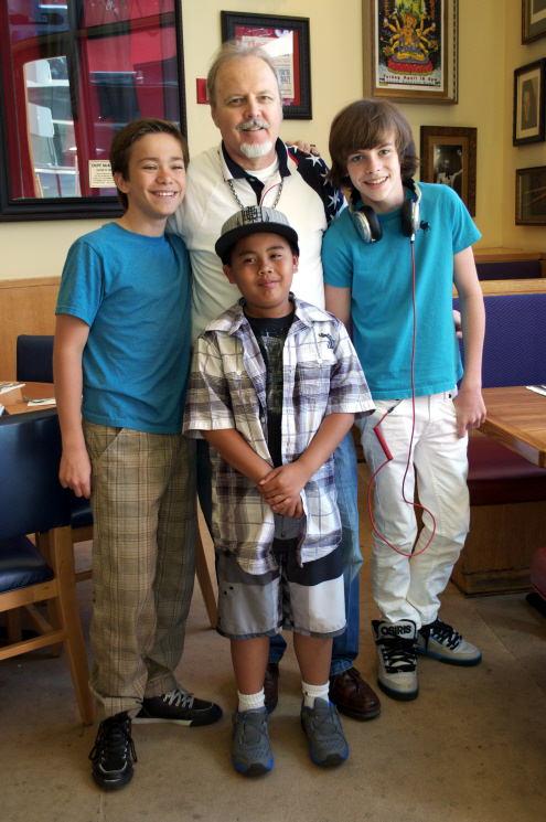 Christian Traeumer, Jay Jay Warren & Sam Santiago