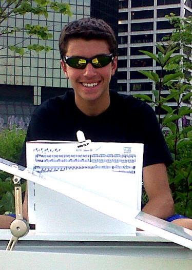 Christopher McGinnis on Tiny Piano