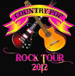 Country Pop Rock Tour sm Poster