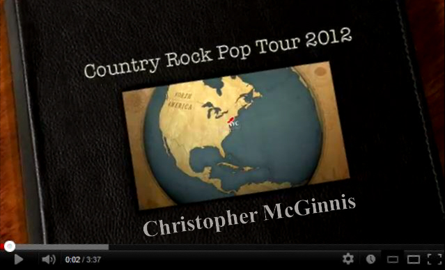 Country Rock Pop Tour 2012