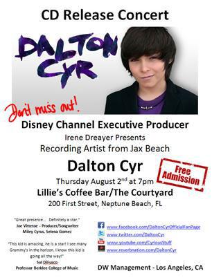 Dalton Disney Ad
