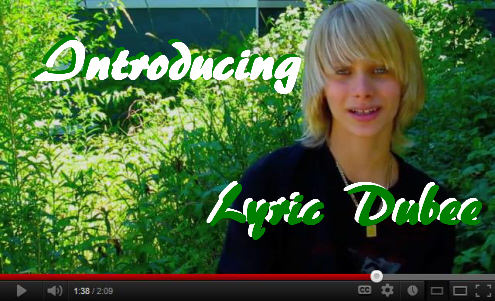 Lyric Dubee Sneak Peak Video