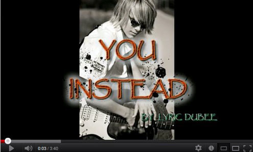 Lyric Dubee You Instead Video